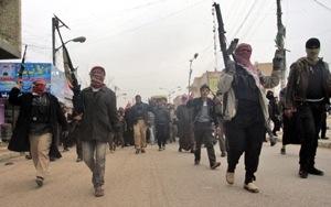 """تنظيم """"داعش"""" يسيطر على """"الفلوجة"""" في العراق"""
